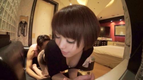 【三次】「もっと…してください…」従順でドMなショートヘアの女の子をハメ撮りエロ画像・6枚目