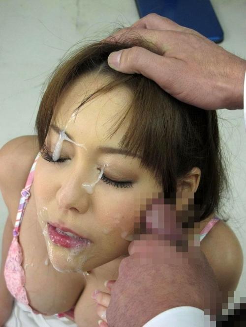 【三次】女の子に精液ぶっかけているエロ画像part2・17枚目