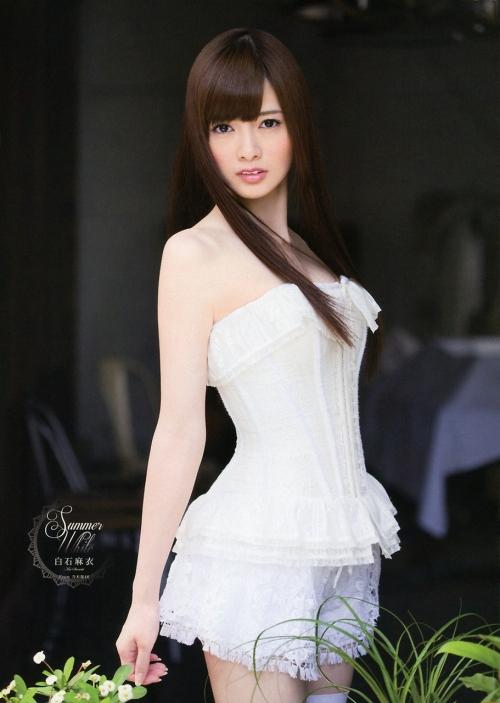 【三次】アイドル界でも最高峰の美少女!乃木坂46の白石麻衣ちゃんのセクシー画像・5枚目