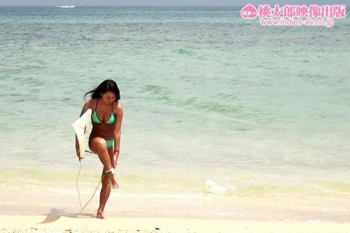 【三次】沖縄で見つけた極上日焼けボディーの女の子(22)にダメ元でAV撮影交渉!まさかのOKを貰えて速攻エロすぎる身体をハメ撮りしまくったエロ画像・16枚目
