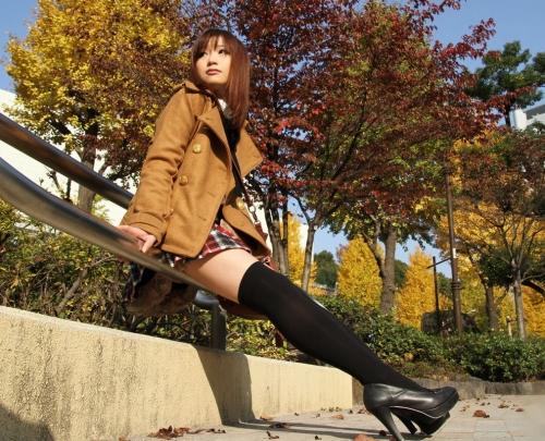 【三次】ミニスカ系女子のエロ画像part2・18枚目