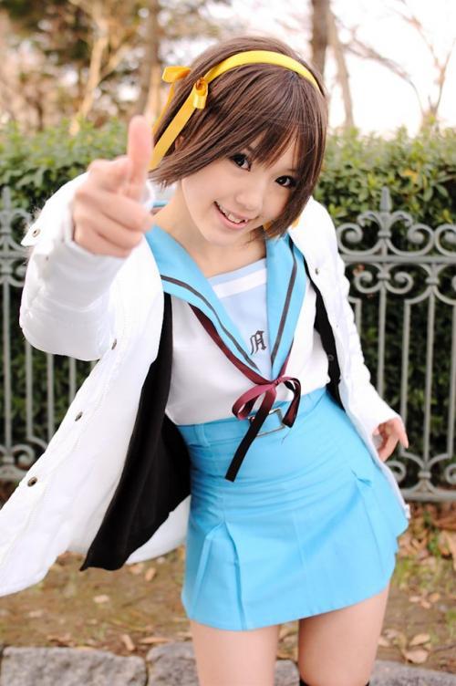【三次】美少女コスプレイヤーの画像part2・4枚目