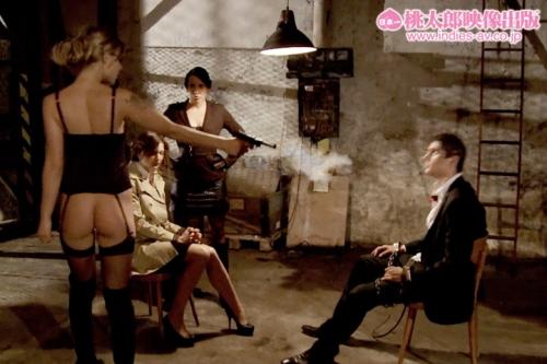 【三次】淫行作戦実行部隊「イングロリアス・ビッチーズ」が男達を逝かせまくるエロ画像・15枚目