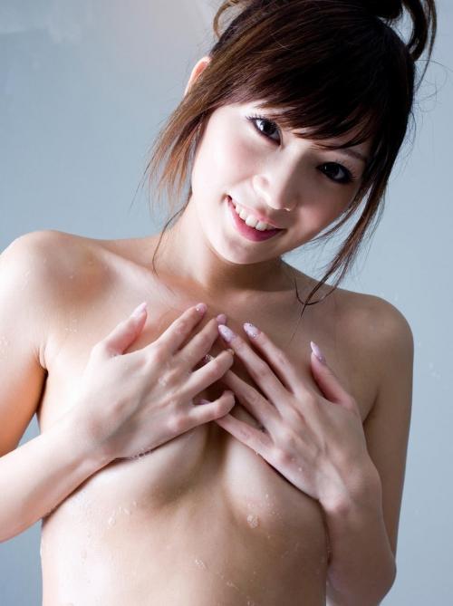 【三次】手で乳首を隠してる女の子のエロ画像part2・2枚目