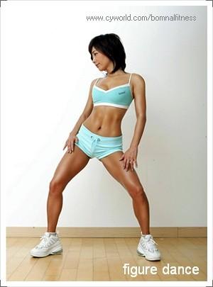 【三次】程よく筋肉質な女の子のセクシー画像part2・6枚目
