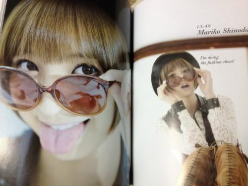 【三次】アイドルの舌出し画像part2・5枚目