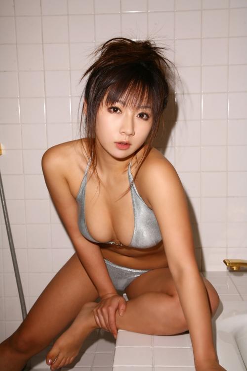【三次】見ているとムラムラしてくる水着女子のエロ画像・12枚目