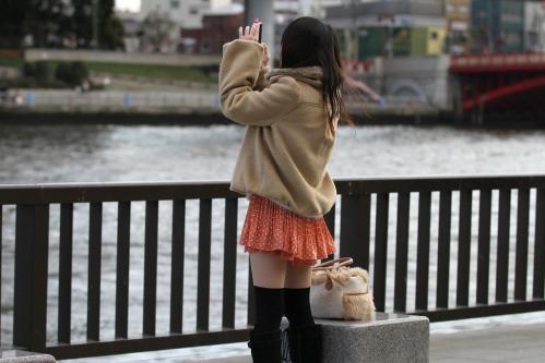 【三次】ニーソを履いた女の子のむらむらしてくる太もも画像part2・12枚目