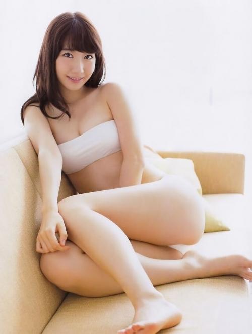 【三次】この巨乳で…色々と妄想できそうなAKB48柏木由紀ちゃんのおっぱいエロ画像・24枚目