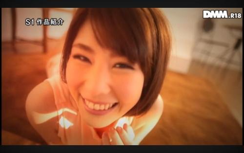 【GWは半額セールス♪】 Kカップの巨乳を持つ宇多田みかちゃんがデビュー作にも関わらず母乳噴出しながら何度も絶叫イキしているエロ画像・12枚目
