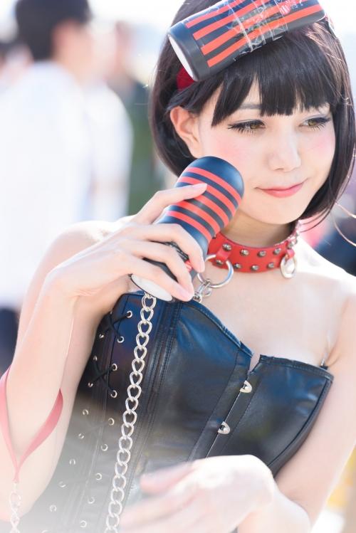 【三次】可愛い女の子コスプレイヤーの微エロ画像・5枚目