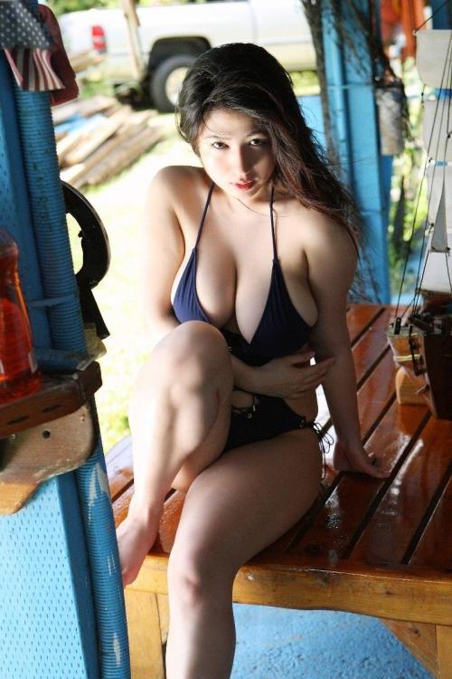 【三次】夏だ!水着で男を誘う女の子のエロ画像・11枚目