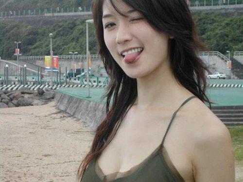 【三次】舌出してる女の子のエロ画像part3・8枚目