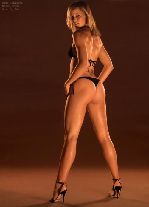 【三次】程よく筋肉質な女の子のセクシー画像part1・29枚目