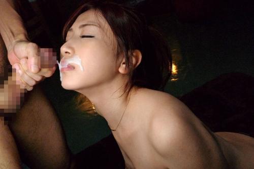 【三次】女の子に精液ぶっかけているエロ画像part3・2枚目