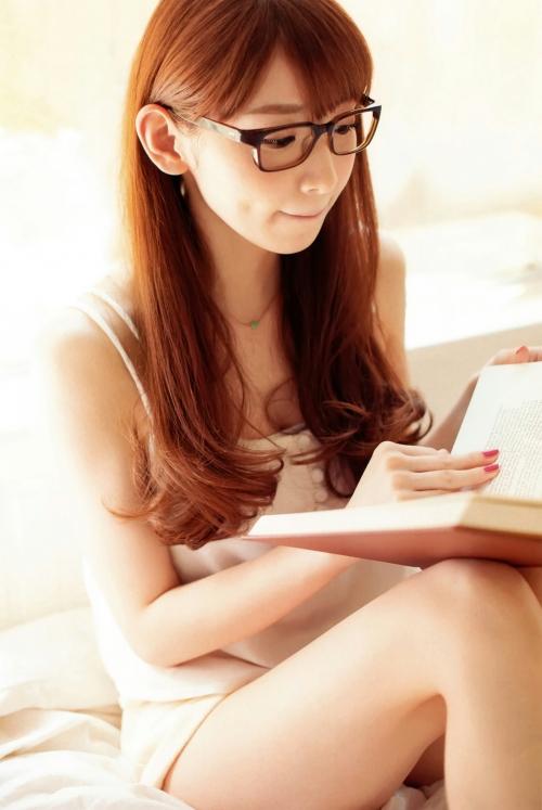 【三次】眼鏡を掛けた女の子のエロ画像part3・12枚目