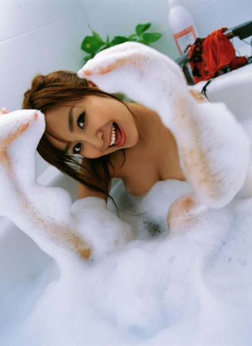 【三次】お風呂中の女の子のエロ画像part2・13枚目