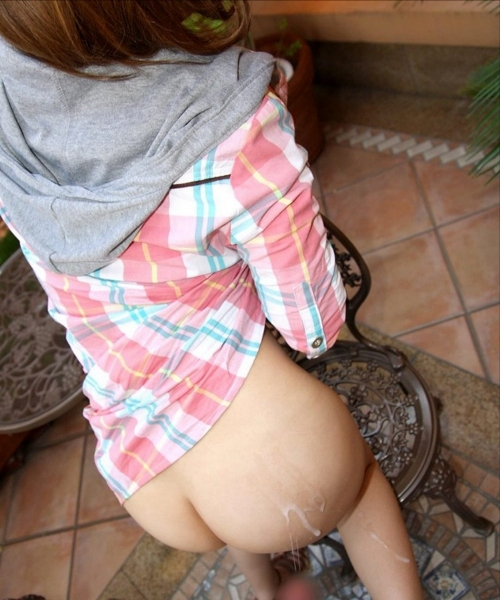 【三次】女の子に精液ぶっかけているエロ画像・19枚目