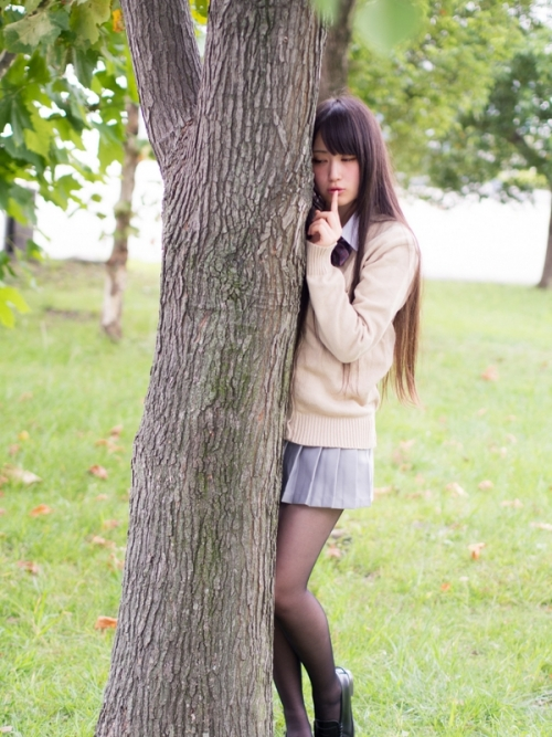 【三次】ミニスカ系女子のエロ画像part2・13枚目