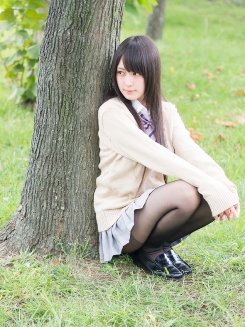 【三次】ミニスカ系女子のエロ画像part2・14枚目