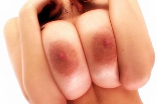 【三次】乳輪が大きい女の子のエロ画像・6枚目
