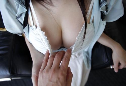 【三次】女の子の触りたくなる谷間おっぱい画像・16枚目