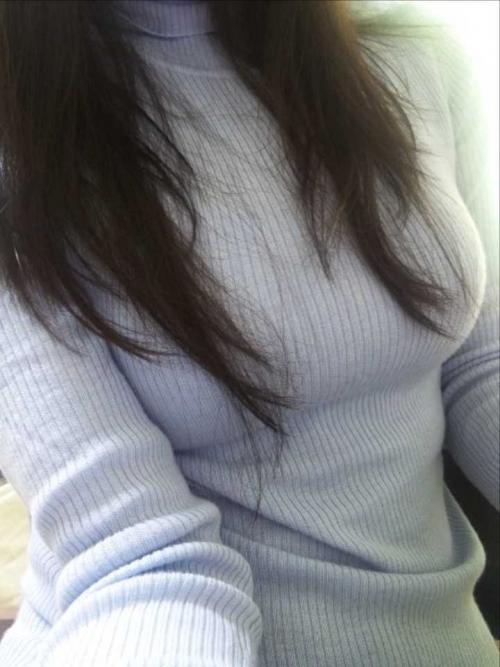 【三次】女の子の着衣おっぱいエロ画像part3・7枚目