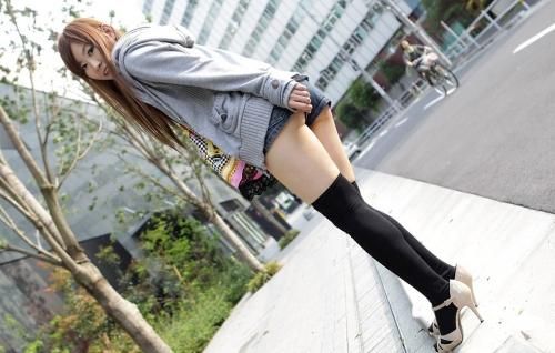 【三次】ニーソ履いてる女の子の太ももエロ画像part3・6枚目