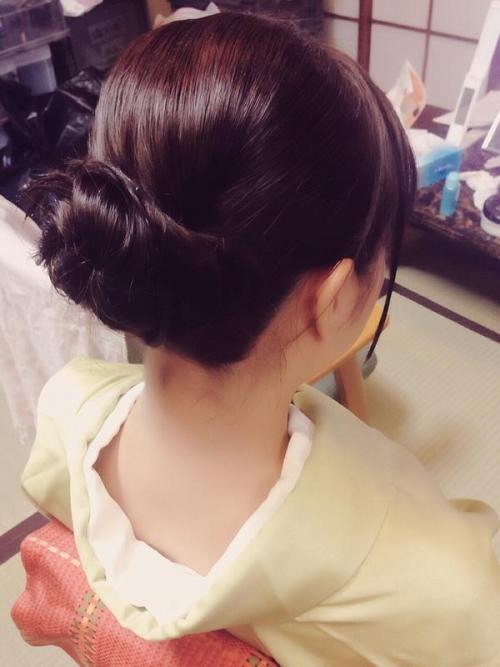 【三次】ペロペロしたくなる女の子のうなじエロ画像・15枚目