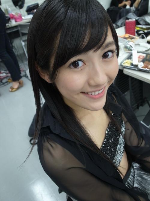 【三次】 祝!第6回AKB総選挙1位まゆゆこと渡辺麻友ちゃんのセクシー画像・14枚目