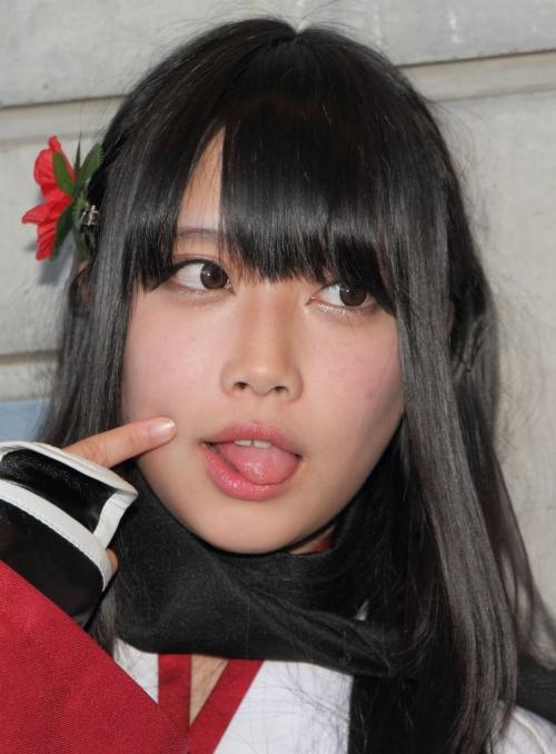 【三次】可愛い女の子コスプレイヤーの微エロ画像part3・12枚目