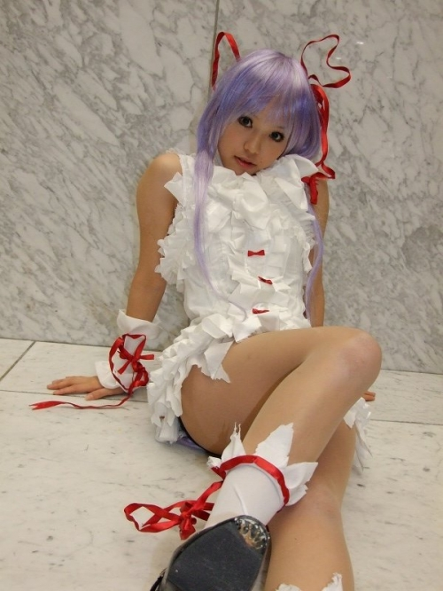 【三次】可愛い女の子コスプレイヤーの微エロ画像part2・17枚目