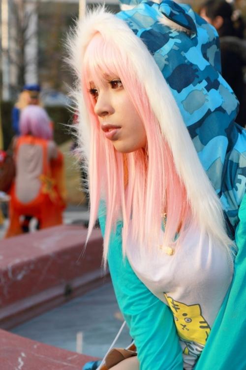 【三次】可愛い女の子のコスプレちょいエロ画像part6・15枚目