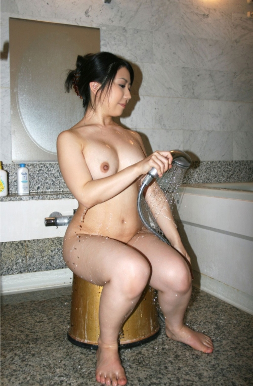 【三次】入浴中の女の子のエロ画像part2・13枚目