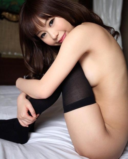 【三次】ニーソ履いてる女の子の太ももエロ画像part3・16枚目