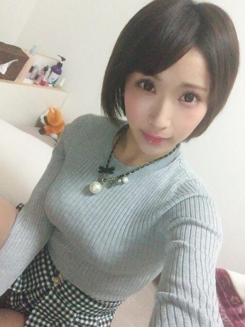 【三次】女の子の着衣おっぱいエロ画像part3・11枚目