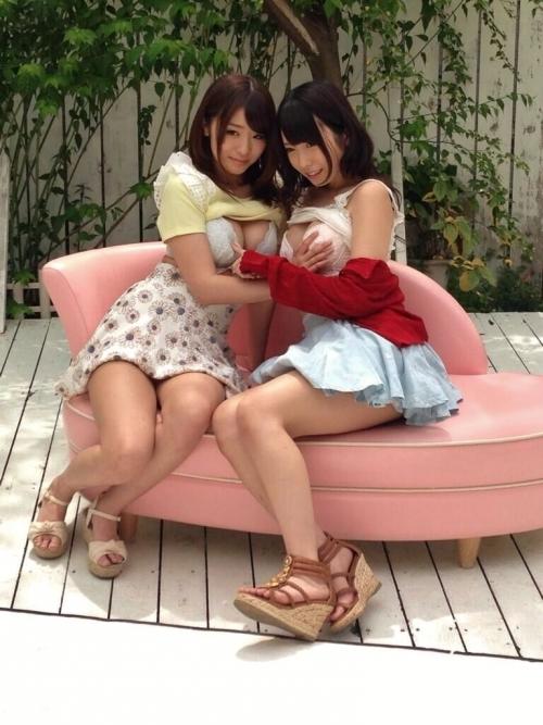 【三次】女の子同士でいちゃいちゃしているエロ画像part2・18枚目