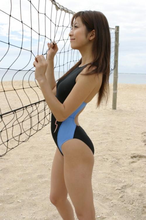 【三次】夏だ!水着で男を誘う女の子のエロ画像part3・15枚目