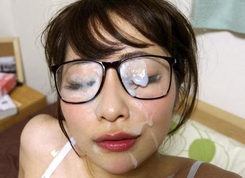 【三次】眼鏡を掛けている女の子のエロ画像・14枚目