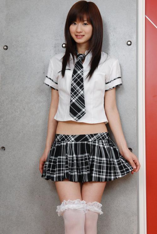 【三次】ニーソを履いた女の子の太もも画像・12枚目
