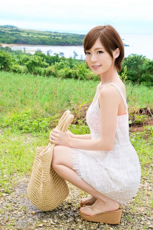 【三次】夏だ!セックスだ!鈴村あいりちゃんが南国沖縄で弾けちゃってレズあり大乱交あり犯されるようにハメられて発情しまくりもアリなエロ画像・4枚目