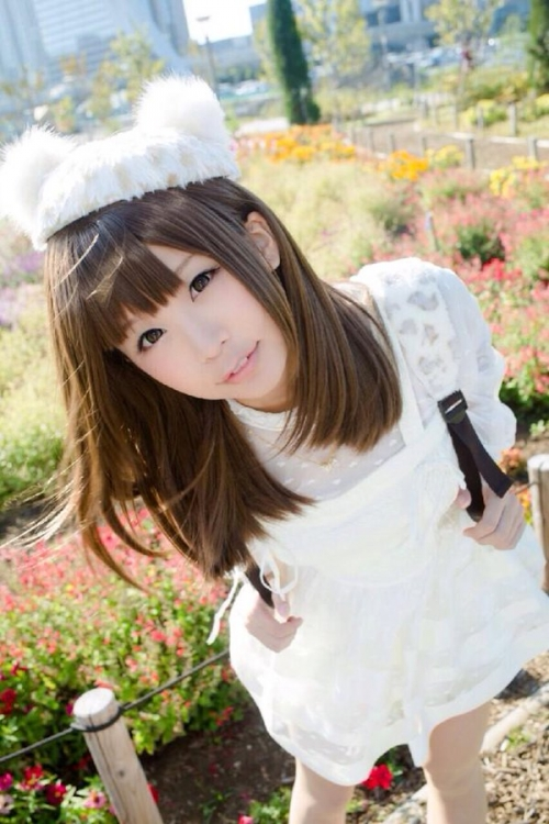 【三次】地上に舞い降りた天使としか思えないコスプレイヤー・五木あきらちゃんの自画撮り等セクシー画像(80枚)・18枚目