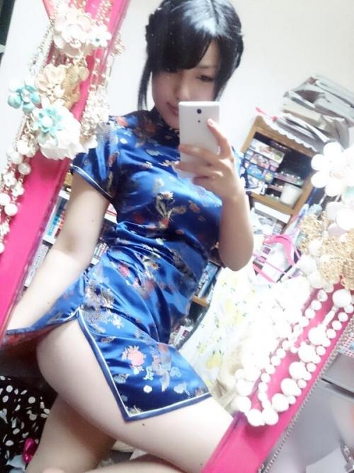 【三次】チャイナ服のエロ画像・21枚目