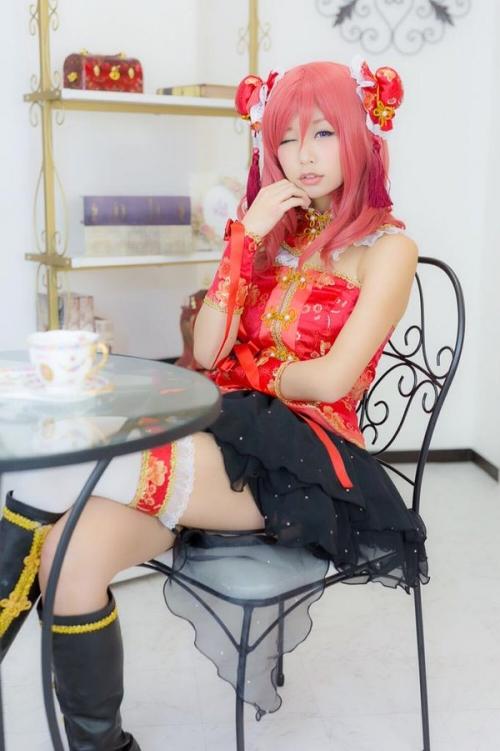 【三次】地上に舞い降りた天使としか思えないコスプレイヤー・五木あきらちゃんの自画撮り等セクシー画像(80枚)・48枚目