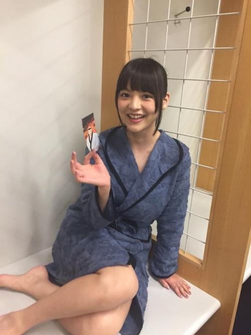 【三次】天使のように可愛くて巨乳な声優、上坂すみれちゃんのオフショット・セクシー画像・12枚目
