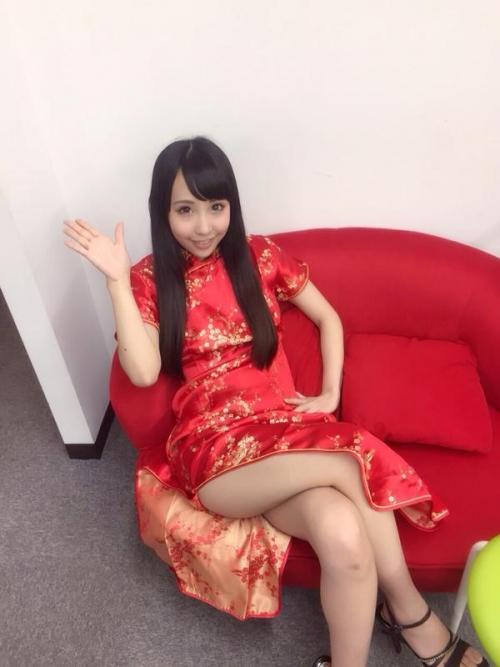 【三次】チャイナ服のエロ画像・25枚目