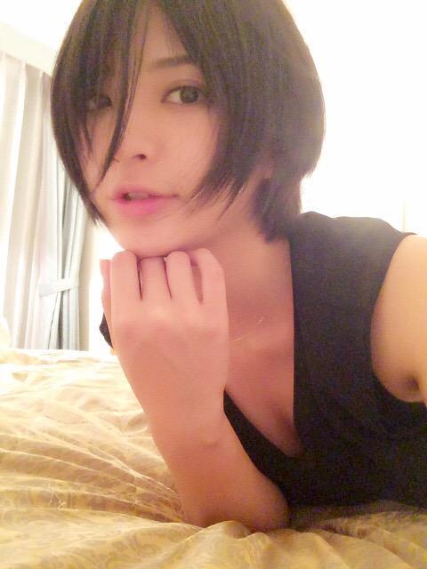 【三次】貧乳は正義!可愛くてAカップちっぱいな鈴木咲ちゃんの自画撮り画像(60枚)・57枚目