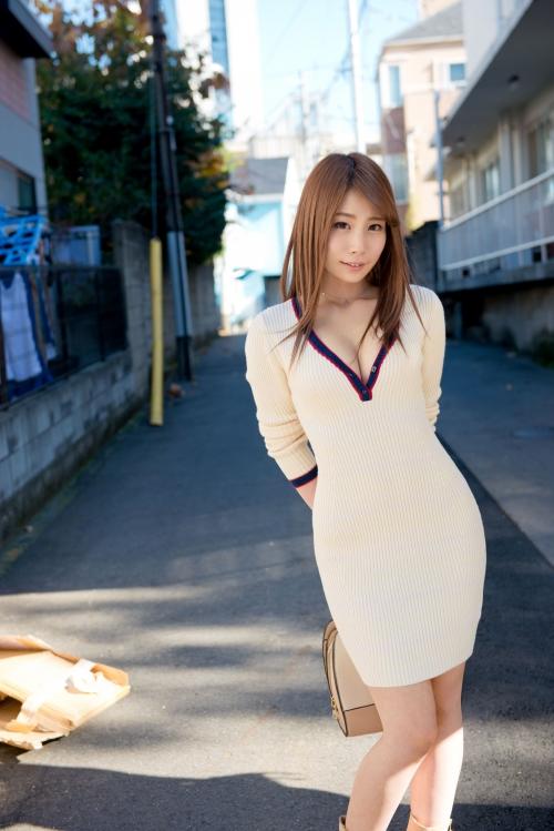 【三次】小柄ボディにDカップ巨乳な女の子が広島から上京してAV出演!素人男性宅などに派遣されて東京チンポでしっかりハメられたエロ画像・6枚目