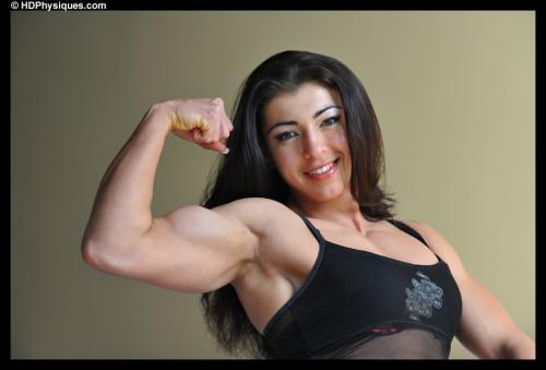 【三次】程よく筋肉質な女の子のセクシー画像part4・8枚目