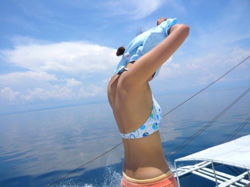 【脇フェチ】腋が見えてる若い女の子の画像 part2 【わき・ワキ】・9枚目